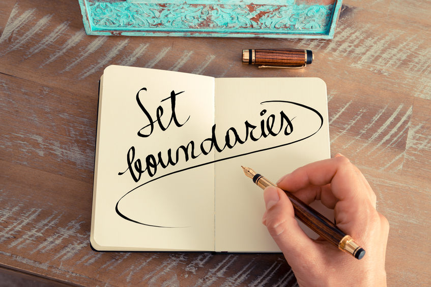 Feeling Off About Your Relationships? Take a Look at Your Boundaries